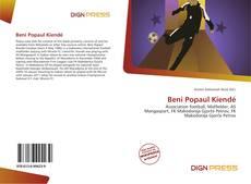 Couverture de Beni Popaul Kiendé