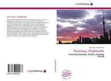 Capa do livro de Hastings Highlands