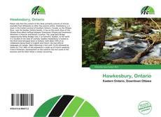Portada del libro de Hawkesbury, Ontario