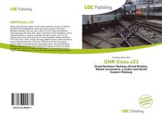 Bookcover of GNR Class J23