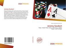 Bookcover of Jeremy Gaubert