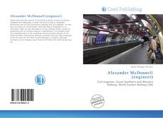Portada del libro de Alexander McDonnell (engineer)