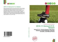 Обложка 2010–11 Genoa C.F.C. Season