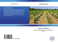 Bookcover of Hearst, Ontario