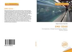 Bookcover of EMD SD60