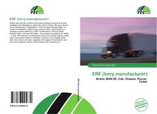 Bookcover of ERF (lorry manufacturer)