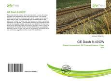 GE Dash 8-40CW kitap kapağı