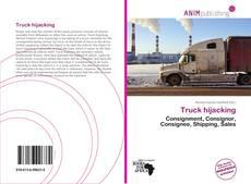 Truck hijacking kitap kapağı
