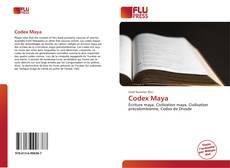 Borítókép a  Codex Maya - hoz