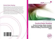 Bookcover of Central Solar Heating
