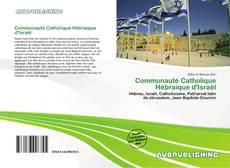 Bookcover of Communauté Catholique Hébraïque d'Israël
