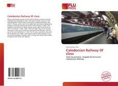 Обложка Caledonian Railway 0F class