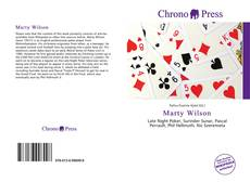 Bookcover of Marty Wilson
