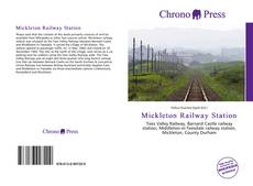 Bookcover of Mickleton Railway Station