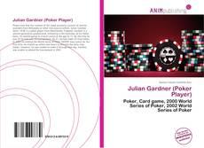Couverture de Julian Gardner (Poker Player)