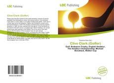 Обложка Clive Clark (Golfer)