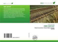 Bookcover of EMD SDP40F