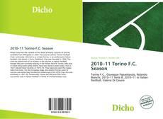 Buchcover von 2010–11 Torino F.C. Season