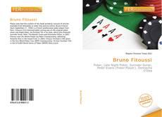 Bruno Fitoussi kitap kapağı