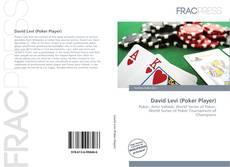 Buchcover von David Levi (Poker Player)
