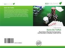 Bookcover of Dario De Toffoli