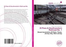 Buchcover von El Paso & Southwestern Railroad No. 1