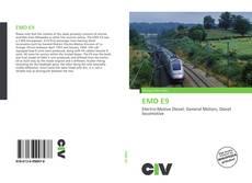 Bookcover of EMD E9