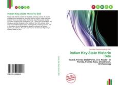 Bookcover of Indian Key State Historic Site