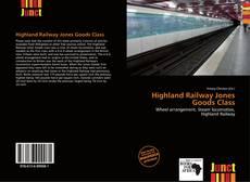 Bookcover of Highland Railway Jones Goods Class