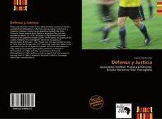 Defensa y Justicia的封面