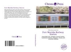 Fort Matilda Railway Station kitap kapağı