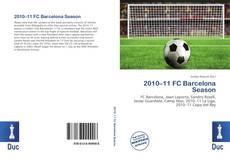 Обложка 2010–11 FC Barcelona Season