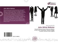 Portada del libro de John White Webster