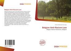 Belgian Anti-Racism Law的封面