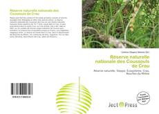 Bookcover of Réserve naturelle nationale des Coussouls de Crau