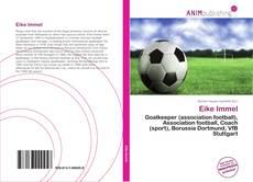 Buchcover von Eike Immel