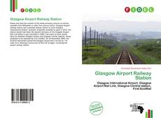 Bookcover of Glasgow Airport Railway Station
