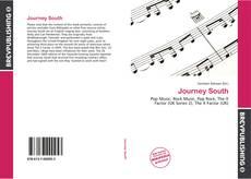 Couverture de Journey South