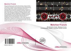 Capa do livro de Melchior Franck