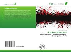 Bookcover of Aboke Abductions