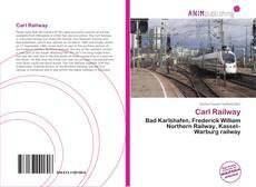 Capa do livro de Carl Railway