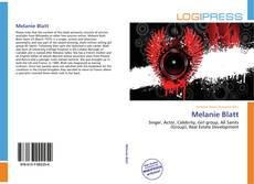 Buchcover von Melanie Blatt