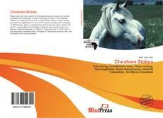 Portada del libro de Chesham Stakes