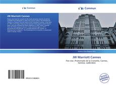 Buchcover von JW Marriott Cannes