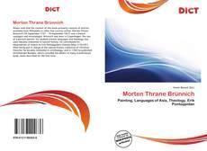 Portada del libro de Morten Thrane Brünnich