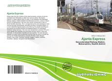Capa do livro de Ajanta Express