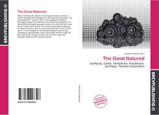 Bookcover of The Good Natured