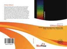 Bookcover of Gillian Gilbert