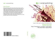 Portada del libro de Kate Garner