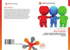 Bookcover of Elly Jackson
